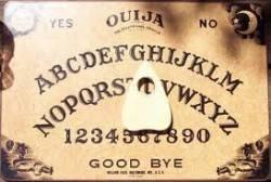 Tabla de La Ouija