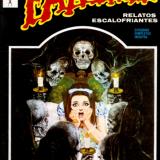 Colección de Relatos de Terror Fantom. Varios Autores. Edición 2011.