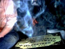 El espíritu de la Ouija