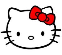 Dibujos de hello kitty