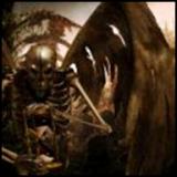 Esqueleto demoníaco