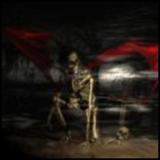 Esqueleto del Infierno imagen terror