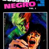 Colección de Cuentos de Terror Dossier Negro Vol. I