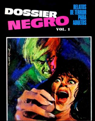 Colección de Cuentos de Terror Dossier Negro I