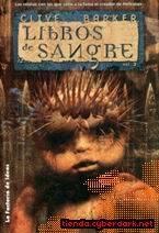 Libros de Sangre I Clive Barker