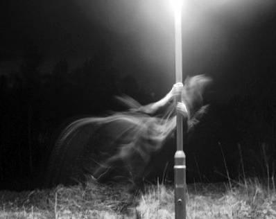 Espíritu fantasmal real  Galería de Imagenes de Terror