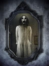 Galería de Imagenes de Terror Demonio en el espejo