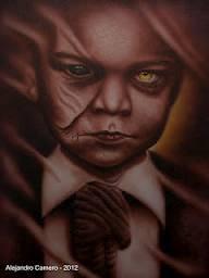 La Historia del Niño Zombie en Halloween
