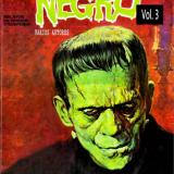 Colección de Cuentos de Terror Dossier Negro Vol. 3