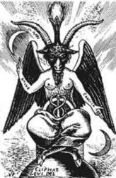 Dios con Cuernos de la Wicca