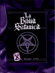 La Biblia Satánica - Anton Lavey