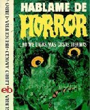 Háblame de Horror- Colección de Relatos de Terror