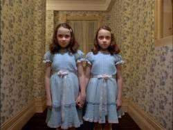El Resplandor fantasmas más terroríficos del cine